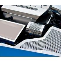 C7 2014-2018 Corvette Perforated Alternator Cover
