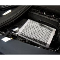 C7 Corvette Perforated Stainless Steel Fuse Box Cover