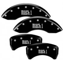2003-2004 Mustang Mach1 Black Caliper Covers