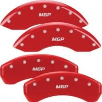 2009-2013 Lincoln MKS & 2010 Mercury Sable Red Caliper Covers