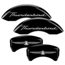 2002-2005 Ford Thunderbird Black Caliper Covers
