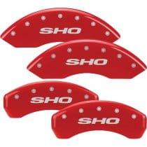 2010-2012 Ford Taurus SHO Red Caliper Covers