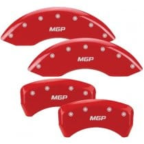 2005-2010 Mustang Red Caliper Covers