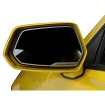 2010-2015 Camaro ZL1 Supercharged Side View Mirrors Trim