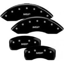 2011-2012 Volkswagen Jetta TDI Black Caliper Covers