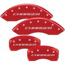 2005-2010 Dodge CHARGER 2.7L, 3.5L V6 Black Caliper Covers