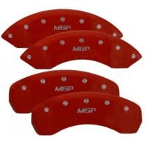 2012 Dodge Ram 1500 2WD & 4WD Red Caliper Covers