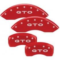 2004-2006 Pontiac GTO Red Caliper Covers (GTO)