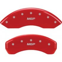 1997-2007 Holden Commodore (AU) Red Caliper Covers