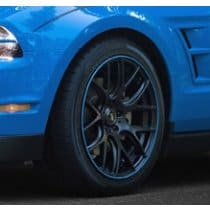 2015-2019 Ford Mustang Wheel Bands - GT /Anniversary