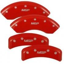 2005-2010 Scion Red Caliper Covers