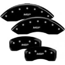 2006-2007 Toyota Highlander Hybrid Black Caliper Covers