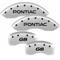 2008-2011 Pontiac G8-Commodore Satin Caliper Covers (PG8)