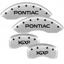 2008-2011 Pontiac G8-Commodore Satin Caliper Covers (PXP)