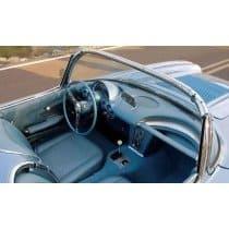 C1 1958-1962 Corvette White Shift Knob