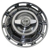 1959-1962 C1 Corvette Hubcaps with Spinners