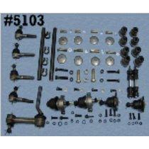 C3 Corvette Suspension, Front & Rear Suspensions Kits
