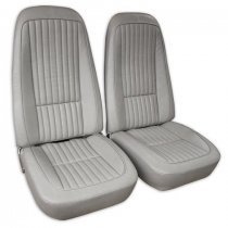 1968-1982 C3 Corvette Leather Like Reproduction Seat Covers