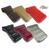1968-1982 C3 Corvette Leather Center Armrests