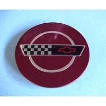 C4 Corvette 1994 Wheel Center Cap, Anniversary