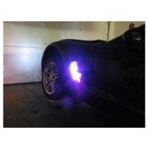 1997-2004 C5 Corvette Color Changing LED Fender Cove Lighting Kit