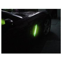 1997-2004 C5 Corvette Color Changing LED Fender Cove Lighting Kit With Remote