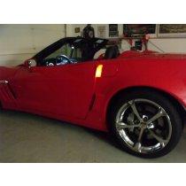 1997-2004 C5 Corvette LED Puddle And Door Handle Light Kit