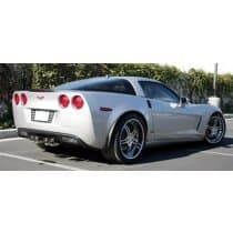 C6 Corvette WCC Forged 946 EXT Series 3Pc