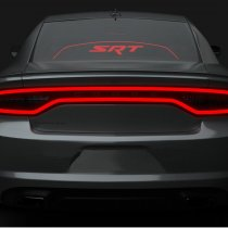 2006-2019 Charger WindRestrictor Coupe Illuminated Glow Panel