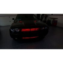 2008-2014 Challenger RGB LED Hood Scoop and Grille Lighting Kit