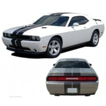 2008 2014 Dodge Challenger Challenge Rally Stripe Kit
