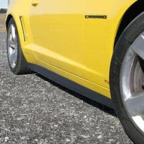 2010-2013 Camaro Side Rockers (Camaro SS, RS, LS, LT)