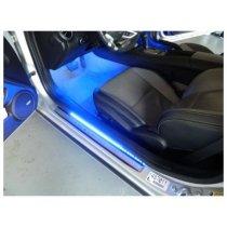 2010-2015 Camaro Interior LED Door Sill Plate Lighting Kit