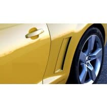 2010-2015 Camaro Lateral Rear Quarter Panel Ports Ducts