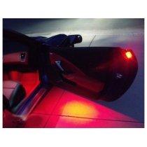 2014-2019 C7 Corvette LED Footwell, Door Handle, And Under Door Light Kit