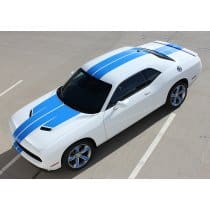 2015-2017 Dodge Challenger Challenge Wing Rally Stripe Kit