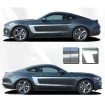2015-2017 Ford Mustang Reverse Stripe Kit