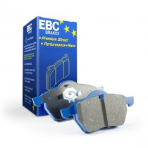 2015-2019 C7 Corvette Z06 EBC Bluestuff Racing Rear Brake Pads DP53023NDX
