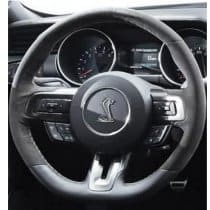 2015-2018 Ford Mustang GT350 D Style Steering Wheel