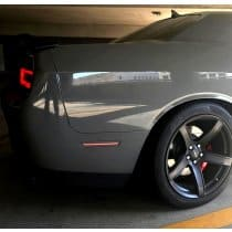 2015-2017 Dodge Challenger Clear and Tint Side Marker Lights