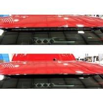 2015-2017 Ford Mustang 3rd Brake Light Blackout