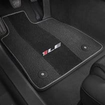 2016-2017 6th Generation Camaro Premium Carpet Floor Mats With 1LE Logo 84054056