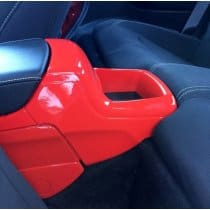 2016-2018 Camaro Custom Painted Center Console Rear Section