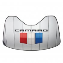 2016-2019 Camaro Windshield Sun Shade With Logo