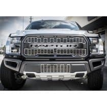 2017 Ford Raptor Front Center Grille Raptor Logo