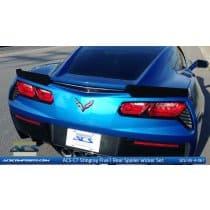 C7 Corvette ACS Five1 Z51 Wicker Spoiler Conversion Kit