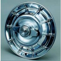 C1 1956-1958 Corvette Hubcap With Spinner