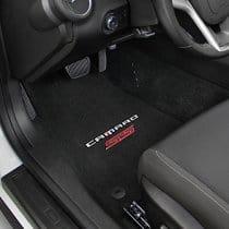 5th Generation Camaro Velourtex Floor Mats from Lloyd Mats