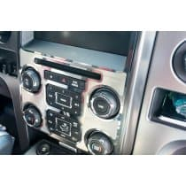 2012-2014 Ford Raptor Executive Style Center Dash Trim