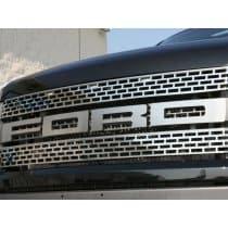 2010-2014 Ford Raptor Front Grille Letters Set Lettering